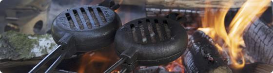 Pie Irons
