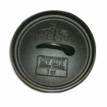 QVIST Outdoor Cooking Dutch Oven 'Midget' - 1 qt.