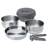 Esbit Stainless Steel cookset