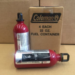Coleman Fuel bottle