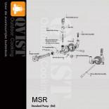 MSR Standard Pump (Orginele onderdelen)