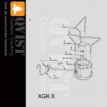 MSR XGK II (Orginele onderdelen)