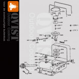Optimus 111C Hiker (Orginele onderdelen)