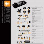 Radius 43E (Orginele onderdelen)