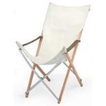 Snow Peak Take! Bamboo Chair Long LV-081
