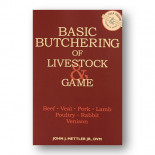 Basic butchering of livestock and game