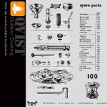 Primus 100 (Orginele onderdelen)