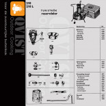 Primus 210 (Orginele onderdelen)