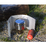 QVIST Outdoor Cooking Bikers Windscherm XL