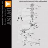 MSR Whisperlite International (Orginele onderdelen)