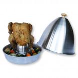 QVIST Outdoor Cooking Chicken roaster