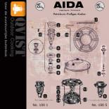 Aïda CS 100 (Onderdelen)