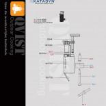 Katadyn Mini onderdelen