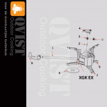 MSR XGK (Orginele onderdelen)